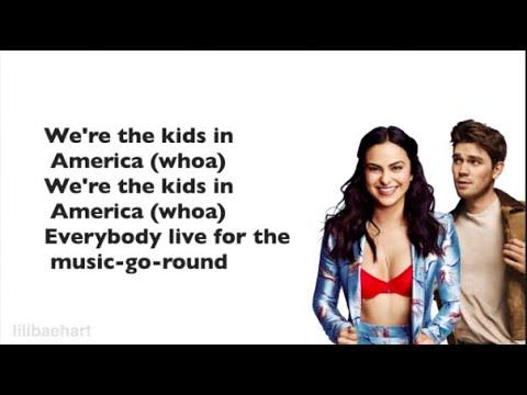 Riverdale Cast 1x11 - Kids in America (Lyrics)(Full Version) by Camila Mendes and Kj Apa