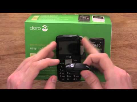 Review: Doro PhoneEasy 332gsm