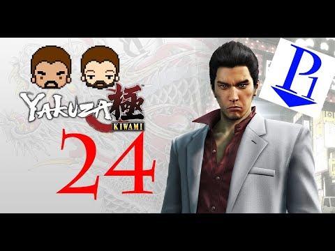 """Yakuza Kiwami ep 24 """"Underground Champion"""" - Player Ones"""