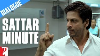 Sattar Minute - Dialogue - Chak De India