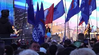 Денис Майданов - Симферополь , Площадь Ленина 18.03.2019