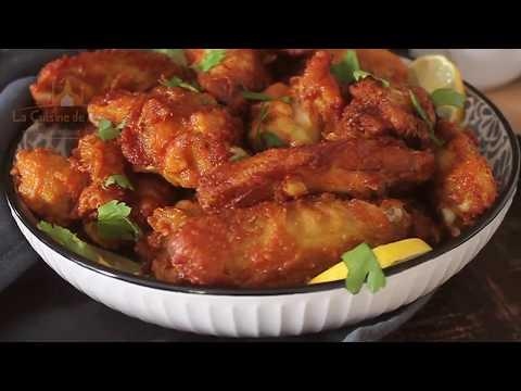 poulet-frit-croustillant-😋-chicken-wings-et-tenders-😋😋/-crispy-fried-chicken