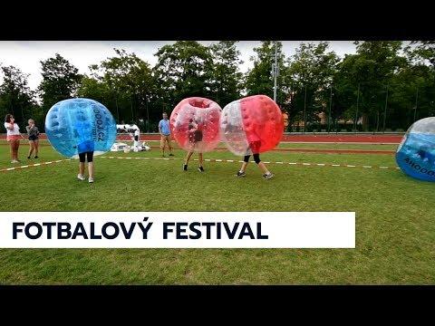 """Fotbalový festival zábavy a sportu - Chomutov (ČR """"A"""" - Faerské ostrovy """"A"""")"""