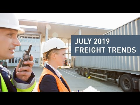 Current Freight Rates - July 2019 | TCI Business Capital