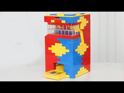 lego coin pusher instructions