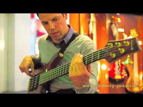 Eric Bricout - Sandberg Basic Ken Taylor 5