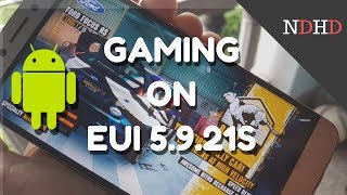 EUI 5.9.21S GAMEPLAY ON LATEST SOFTWARE UPDATE ON LE 2
