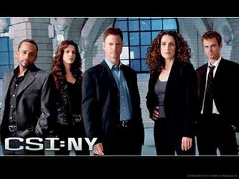 CSI New York Theme Tune