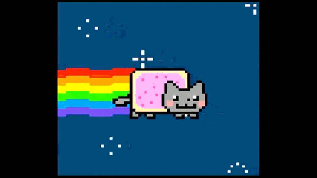 Emoji Arc En Ciel Nyan Cat