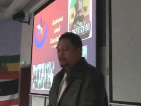 Ruia Aperahama - Rastafari and the Maori Prophet, Ratana Part 1