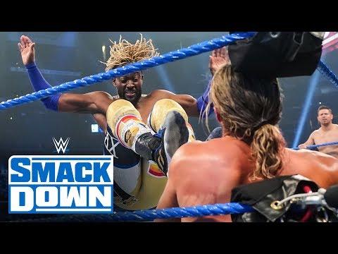 Usos & New Day vs. The Miz & John Morrison & Dolph Ziggler & Robert Roode: SmackDown, Feb. 21, 202..