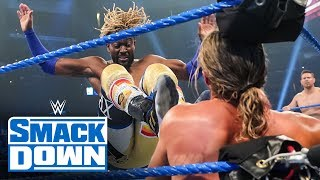 Usos & New Day vs. The Miz & John Morrison & Dolph Ziggler & Robert Roode: SmackDown, Feb. 21, 202..
