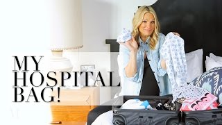 What's in My Hospital Bag? All the Mommy-To-Be Essentials