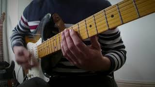 Sugarhill Gang - Rappers Delight guitar looping Cover