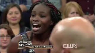 Talk - Show   Jerry Springer Show  Season 24  Episode 8