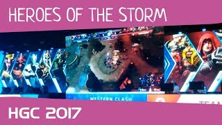 Heroes of the Storm Western Clash 2017