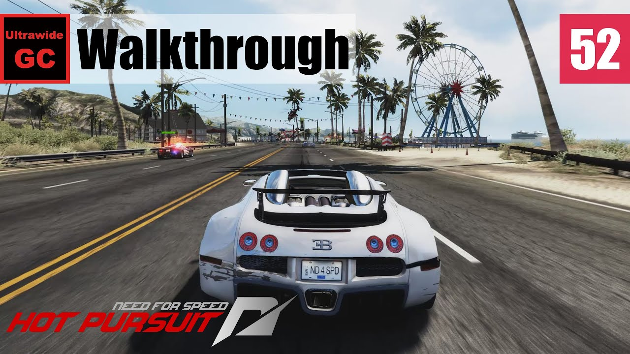 Need for Speed: Hot Pursuit [#52] - Breaking Point || Walkthrough