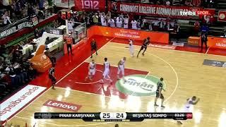 Video 246 | Pınar Karşıyaka 82 - 68 Beşiktaş; Ne demiştik alayınızı yeneceğiz 🔥💪