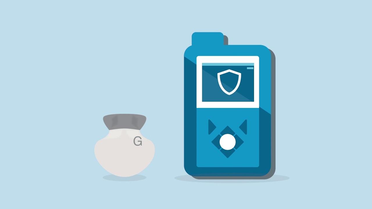 Minimed 640g System Mit Guardian Sensor 3 Diabetes