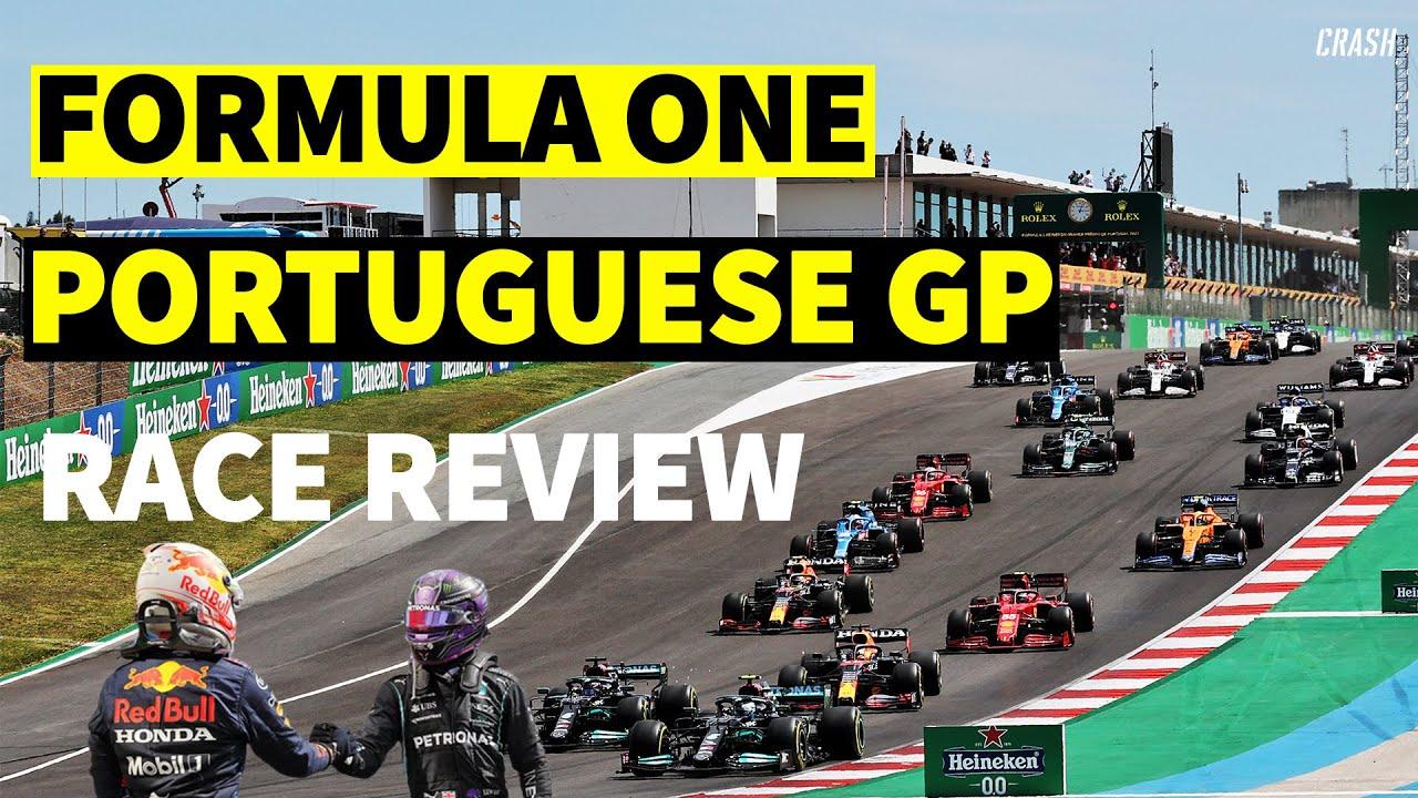 Grand Prix race results: Hamilton beats Verstappen in Portugal