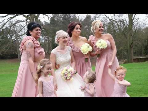 Billie & Scotts Wedding Highlights - Rossington Hall