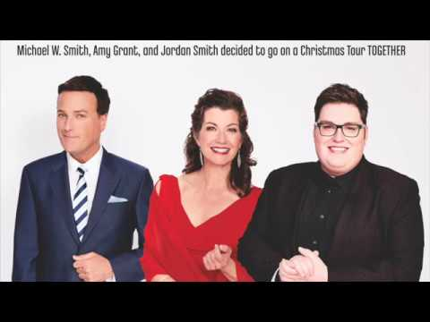 Christmas Outtakes with Amy Grant and Michael W. Smith - YouTube