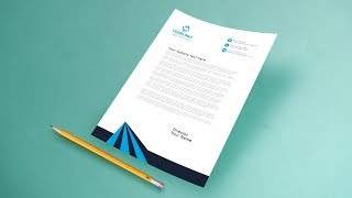 Illustrator Tutorial - Letterhead Design Mp3