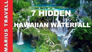 7 HIDDEN HAWAIIAN WATERFALL IN HILO