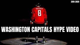 Washington Capitals Pump Up 2019-20 | ENDGAME [HD]