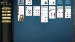 Solitaire - Free Online games - Games.com