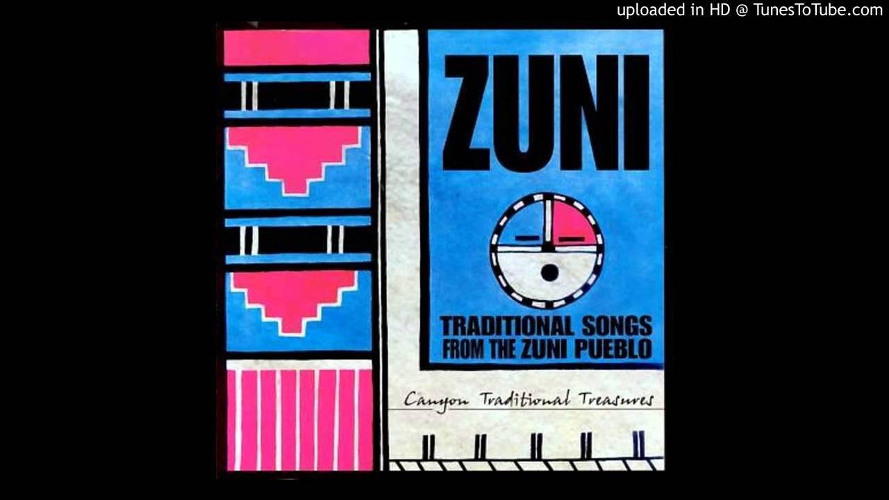09 Turkey Dance Song By Zuni Pueblo Youtube