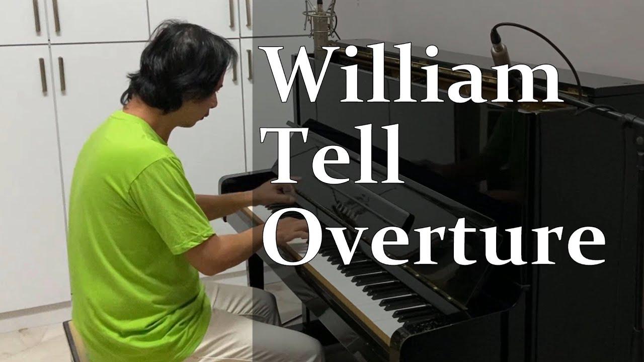 Rossini: William Tell Overture - Piano   Kidzstation Music