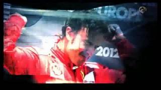 HOMENAJE A FERNANDO ALONSO DE ANTENA 3 GP BRASIL 2012 25.11.12