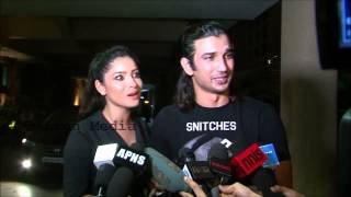 Sushant Singh- Ankita Lokhande Announce Their Marriage Date