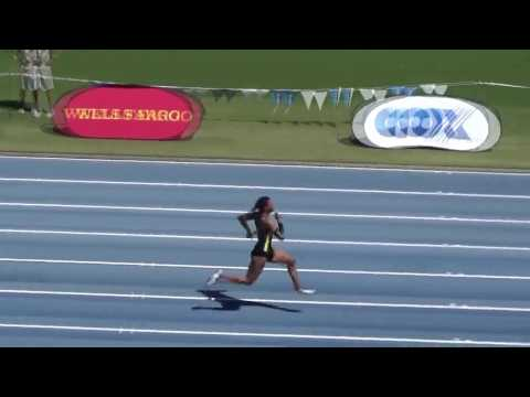 Oregon Women Break NCAA 4x100m Record