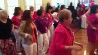 Flash Mob at Brunch 2014 4