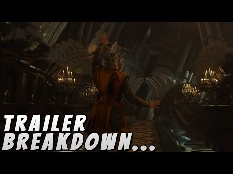Doctor Strange - Teaser Trailer Breakdown