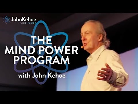 John Kehoe Mind Power Home Study Program
