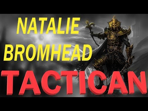 Divinity: Original Sin 2 - Tactician mode - Natalie Bromhead
