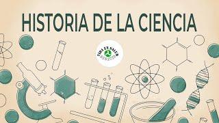 EXTRACTO DEL CURSO CAPÍTULO 1 HISTORIA DE LA CIENCIA