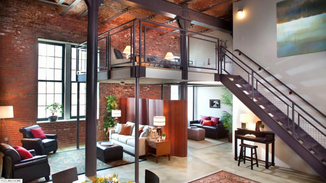 ☑️ UPDATE 2018: Top 50+ Beautiful Loft Apartments | Small ...
