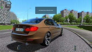 City Car Driving 1.5.2 BMW 335i F30 xDrive TrackIR 4 Pro [1080P]