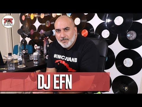 Bootleg Kev & DJ Hed - DJ EFN Drops Gems About Career, Music Industry & Tenure in Hip Hop