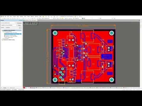 altium-how to create polygon clearance rule