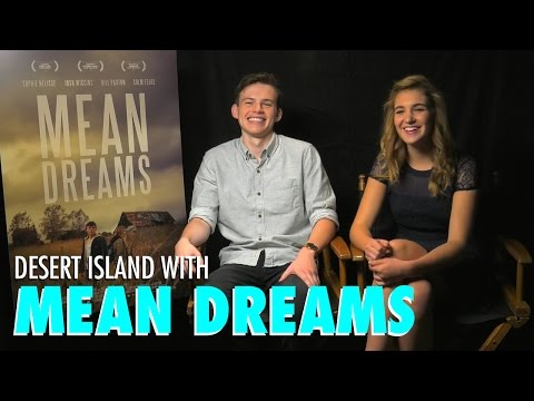 "Mean Dreams' Josh Wiggins and Sophie Néliss Talk Being Young Actors & Play ""Desert Island"""