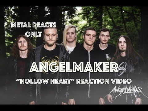 "ANGELMAKER ""Hollow Heart"" Reaction Video 