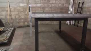 4' X 6' Welding Table Build (part 1)