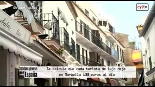 Castellanos y leoneses por España.- Costa del Sol