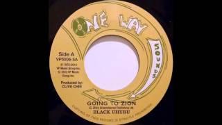 BLACK UHURU - Going To Zion [1975]