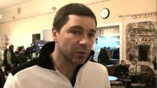 Сергей Маховиков. Интервью - фильмы о войне